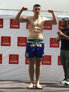Stefan Stanić: Borba le v ringu