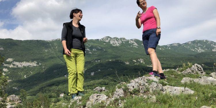 Lepote Slovenije skozi oči pohodnice in gorske reševalke